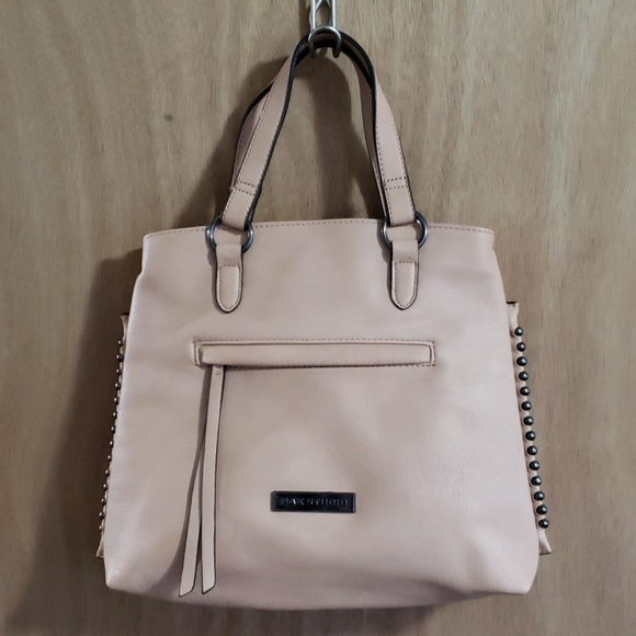 Max Studio Handbags - 🔔 NEW pale pink satchel with beaded sides